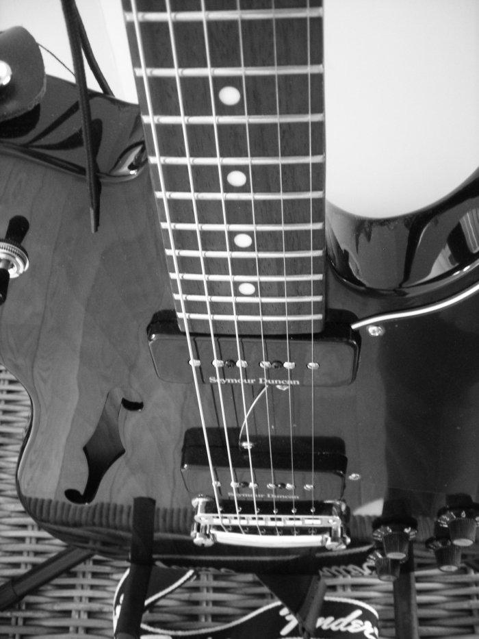 Telecaster Fender JA 90