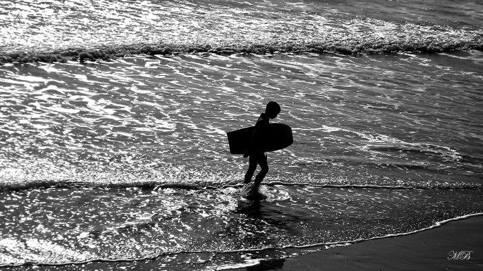 """""""La plage"""" sur TalentPhotographique"""