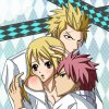 Lucy--love--manga