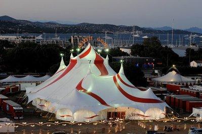 voici la cathédrale du cirque