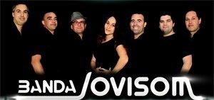 Banda Jovisom, Grupos Musicais, Bandas baile, centro, norte