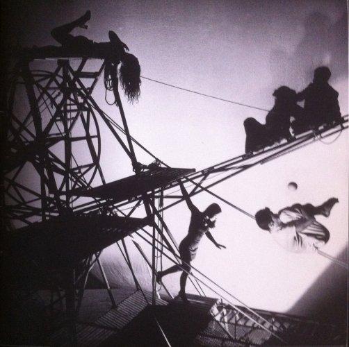 Programme Centre National des Arts du Cirque, Spectacle, à La Villette 1996