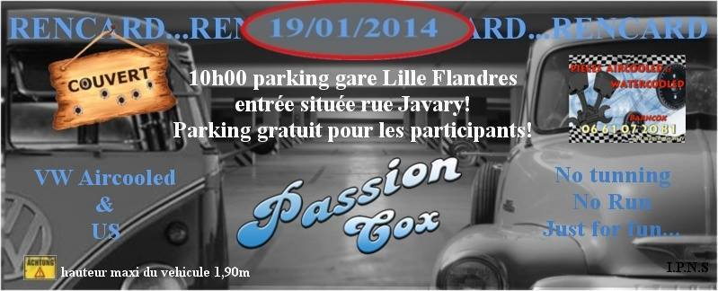 1er Rencard Passion Cox