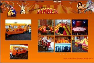 Maquette cirque Pinder Site officiel!!
