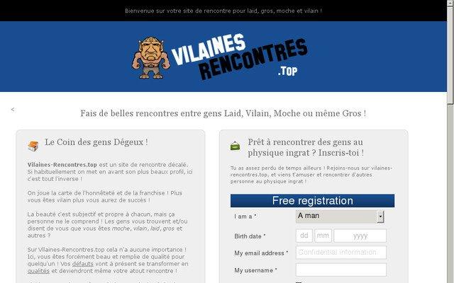 Site de Rencontre Maigres, Minces, Fins et Secs