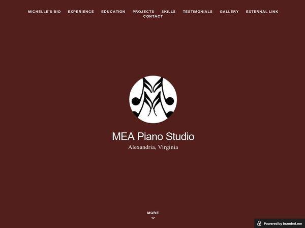 MEA Piano Studio