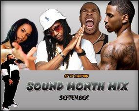 SOUND MONTH MIX SEPTEMBRE 2012