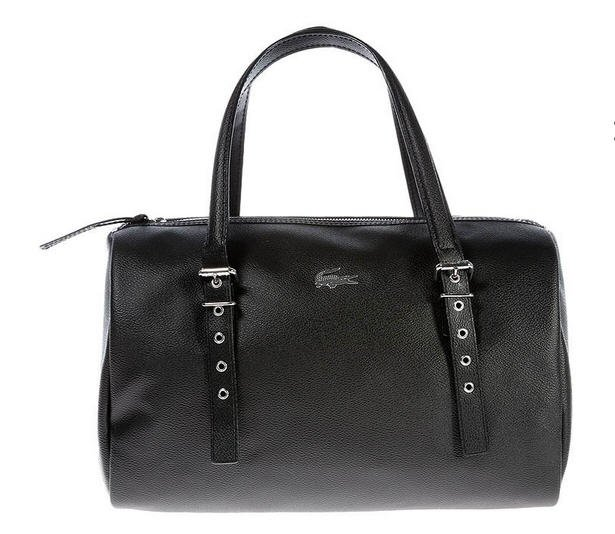 lacoste sac main noir zalando tendance mode femme. Black Bedroom Furniture Sets. Home Design Ideas