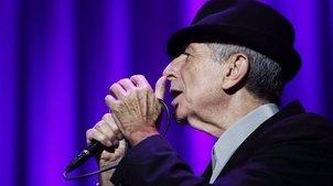 Le musicien Leonard Cohen est mort à 82 ans