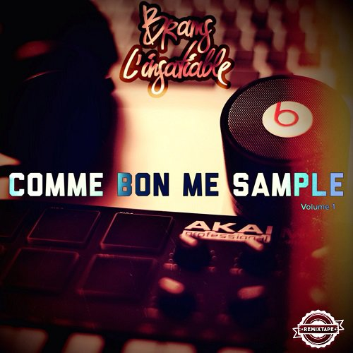 Comme Bon Me Sample Volume 1 - Strikt Minimum