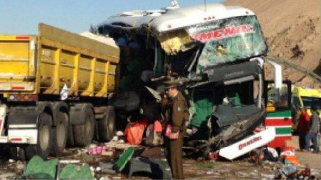 08-01-2017 - Haiti -  18 morts dans un accident sur le trajet Port-de-Paix-Port-au-Prince Le bus l'Union assurait le trajet Port-de-Paix/Port-au-Prince quand il est tombé ce matin au niveau de Morne La Crête (Gros Morne, Artibonite).
