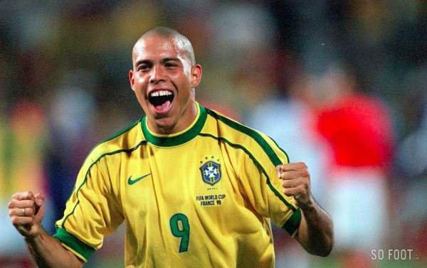 40 bougies pour Ronaldo - Partie 1