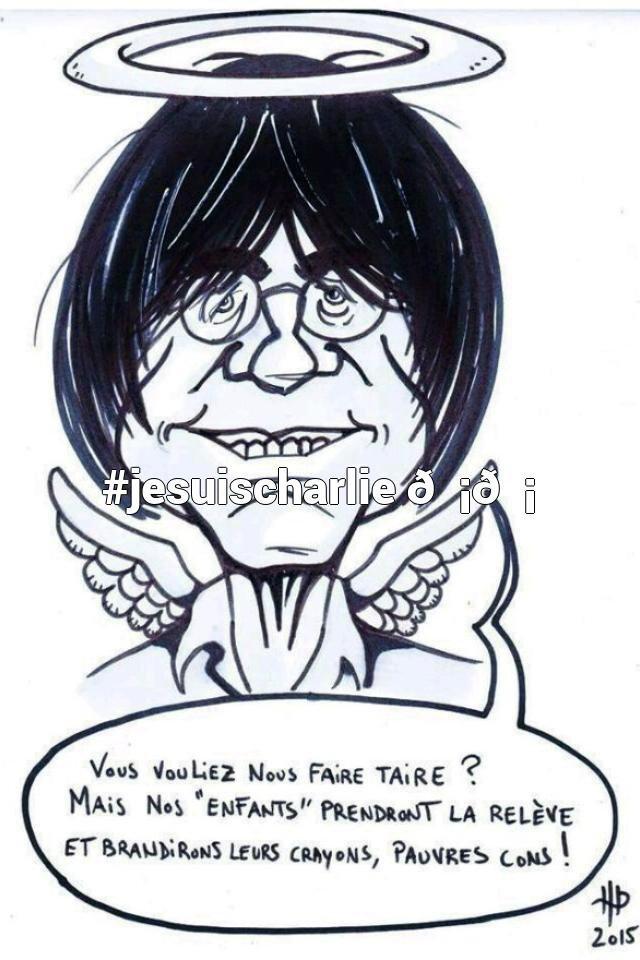 #jesuischarlie ??