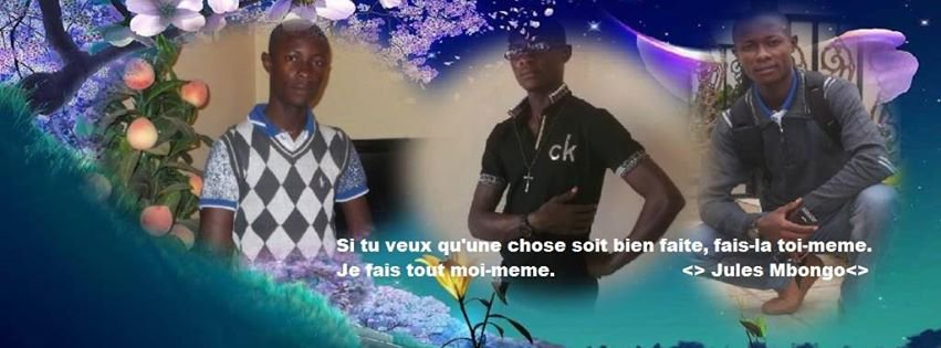 Jules Mbongo sur Facebook