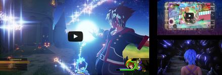 Kingdom Hearts Destiny - Ressources et actualités sur la saga Kingdom Hearts. (Kingdom Hearts, Kingdom Hearts Chain of Memories, Kingdom Hearts II, Kingdom Hearts Coded, Kingdom Hearts Re:coded, K...