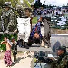 المسلمون بين عز الطاعة وذل المعصية: سادس عشر: اضطهاد المسلمين في تايلند