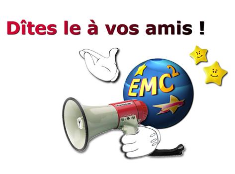Euromillion Loto Keno Groupement de joueurs EMC2 - > Accueil EMC2