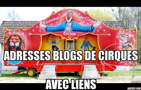 Blog de LA-PARADE-DES-CIRQUES
