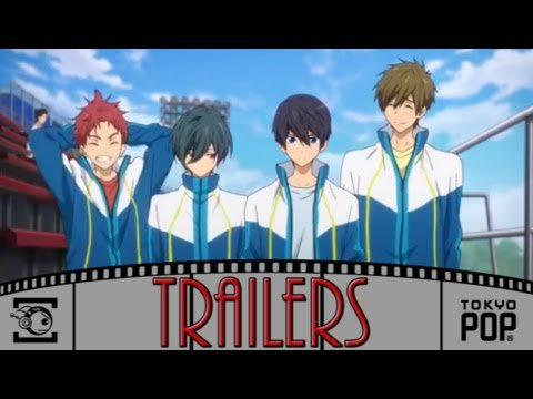 High Speed! Free! Starting Days - Official Trailer #3