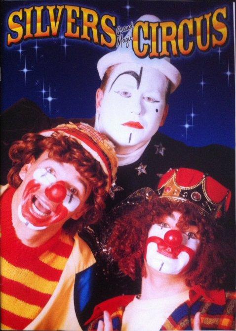 Programme Grand Magic Silver Circus 1997