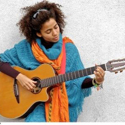 Nneka heartbeat acoustique cover
