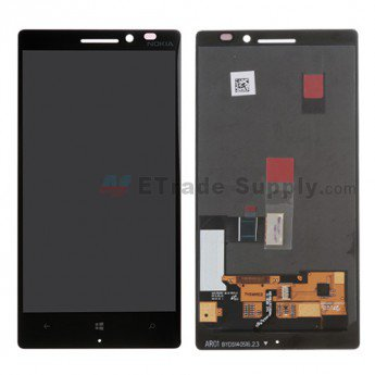 Nokia Lumia 930 LCD Screen and Digitizer Assembly - ETrade Supply