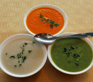 Recettes de cuisine apr s une gastroplastie soupes for Art cuisine tahiti