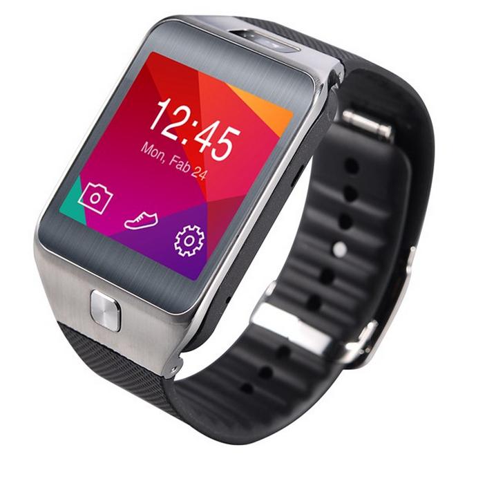 Smartwatch DZ09 Bluetooth Smart Watch Wrist Wrap Watch Phone Micro SIM Card with Camera
