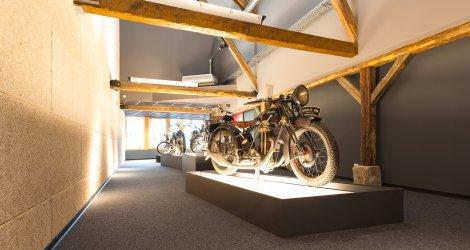 Musée de la Moto à Bantzenheim | La Grange à Bécanes (Bantzenheim, Alsace)