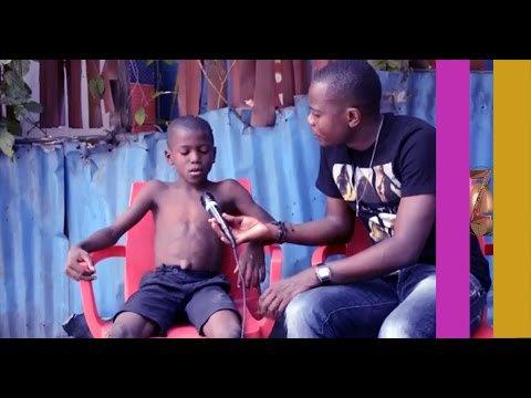 "Regardez ""LA VIE Exauc�e 9 ans DEJA ENFANT DE LA RUE apr�s la mort de sa m�re BA FAMILLE YA PAPA BA BENGANI YE"" sur YouTube"