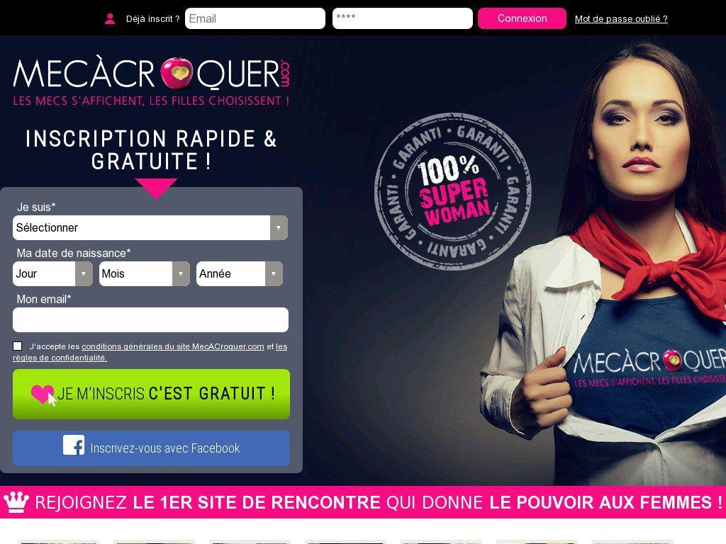 D�couvrez MecACroquer.com