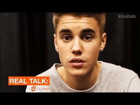 """Real Talk: Ep.1- Justin Bieber """"Life Lessons"""""""