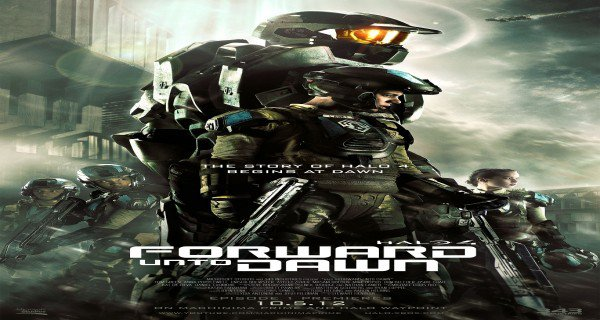 Halo 4 - Forward unto dawn  (HD) streaming