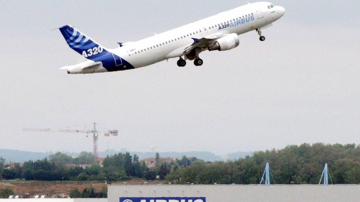 France - Monde - Construit à 11 500 exemplaires, l'A320 a connu une dizaine d'accidents