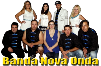 Banda Nova Onda - Banda de Bailes Grupos musicais Portugal