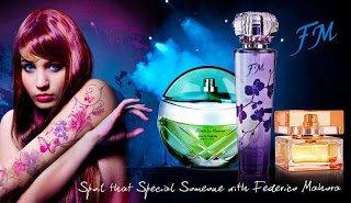 Les Parfums Federico Mahora ! Fm Group