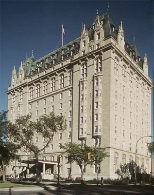 Hôtel Fort Garry, Canada - Paranormal World