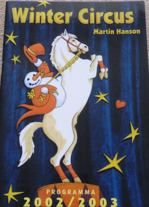 Programme WINTER Circus 2002-2003