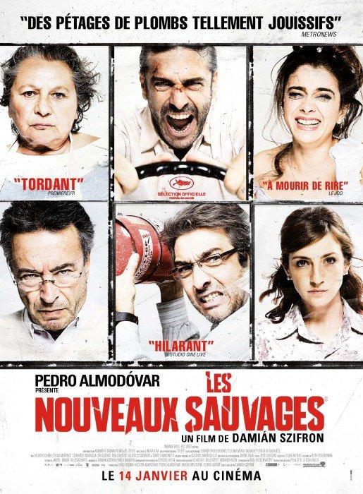 Les Nouveaux sauvages - Cinéma étrange et bizarre, de Ygor Parizel.
