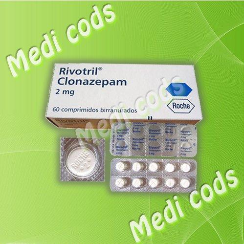 kriadex 2mg clonazepam