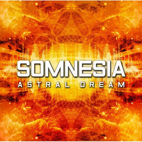 (CDr) SOMNESIA - Astral Dream - Dimensional Records