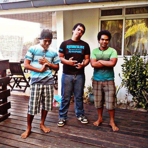DJ Deepside Ft DeepJr - ELLE VEUT MASTIK (Tehuiarii Ohu) [LOCOS SysteM©] 2x16