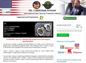 Cannot Remove FBI Cybercrime Division International Cyber Security Protection Alliance Virus – Learn How To Remove FBI Cybercrime Division International Cyber Security Protection Alliance Virus F...