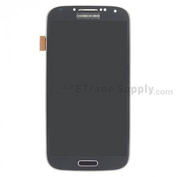 Samsung Galaxy S4 SGH-I337 LCD Screen and Digitizer Assembly with Frame - ETrade Supply