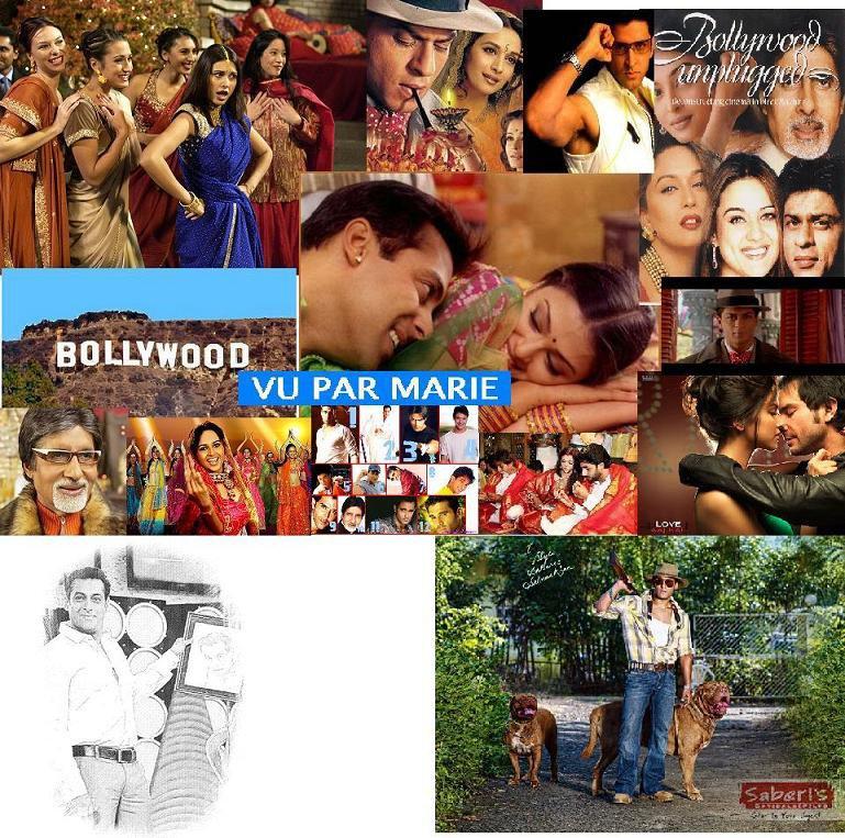 ( 12 Film Bollywood Vostfr ) La liste des 12 films, est en bas de la page Pour les résumé dans Dailymotion, - Bollywood vu par Marie