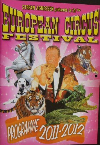 Programme European Circus Festival 2011 - 2012