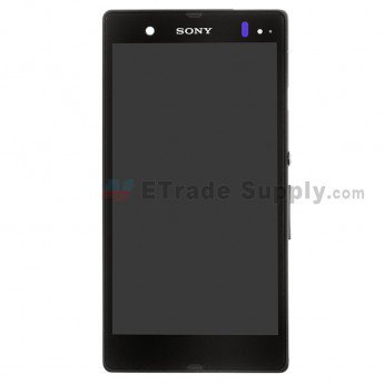 Sony Xperia Z L36h LCD Assembly - ETrade Supply