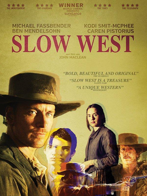 Slow West - Cinéma étrange et bizarre, de Ygor Parizel.