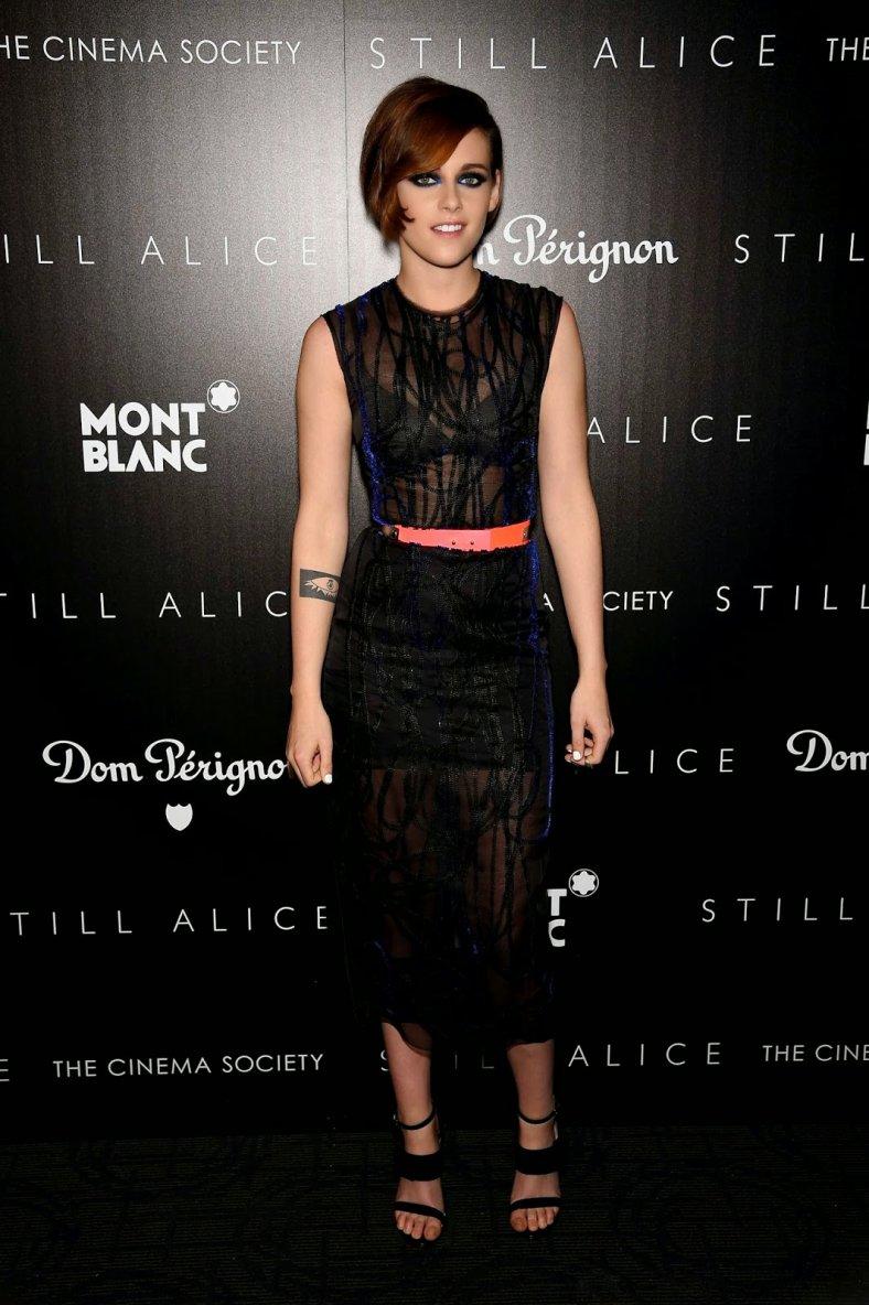 Projection du film Still Alice à New York le 13.01.2015.