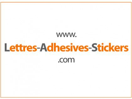 blog de lettres adhesives lancement du site. Black Bedroom Furniture Sets. Home Design Ideas